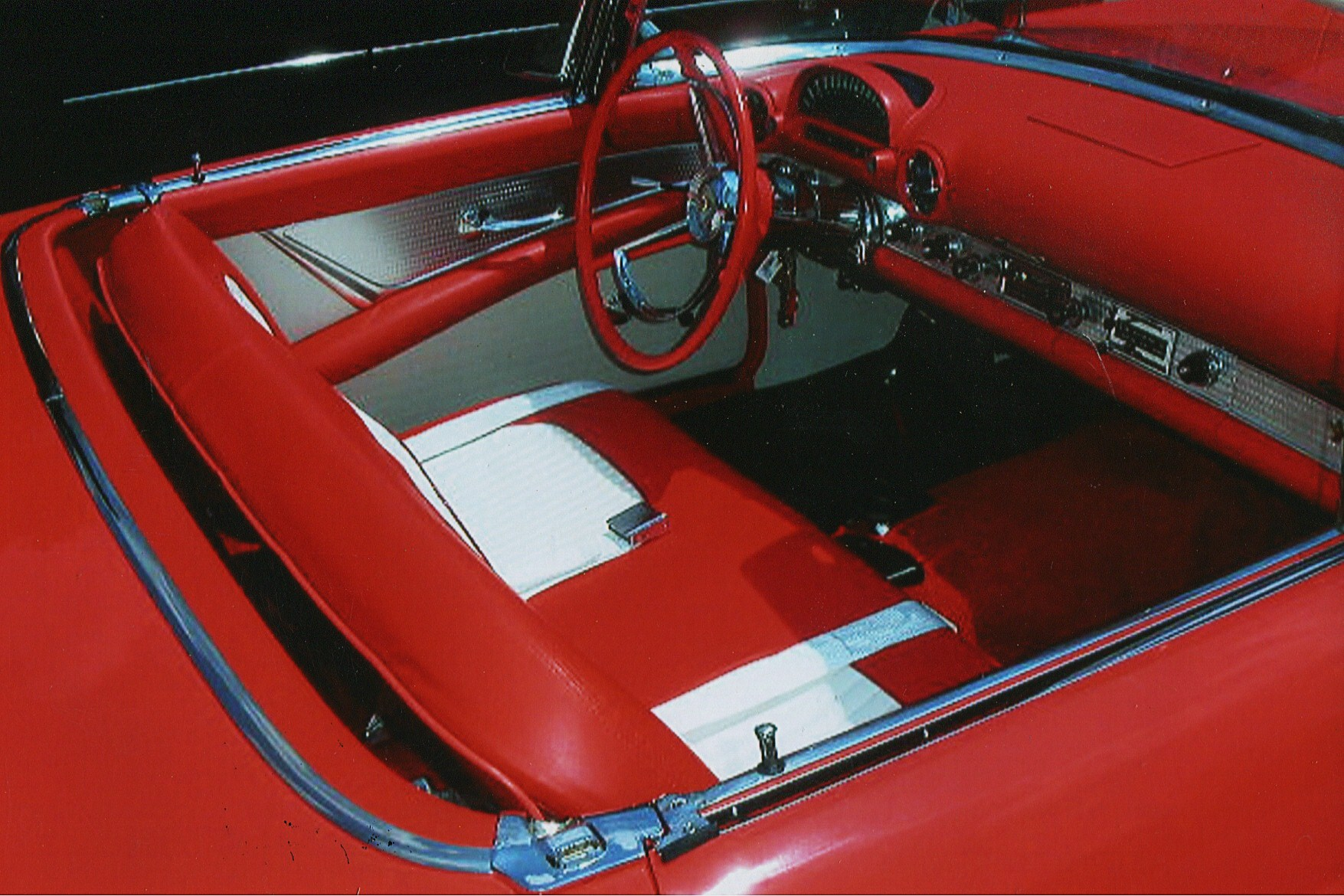 custom classic car interior images galleries with a bite. Black Bedroom Furniture Sets. Home Design Ideas