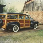 1948 Ford Woodie