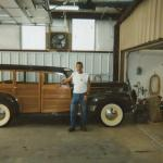 1941 Hudson Woodie 1 of 2 left