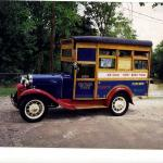1929 ford concession woodie