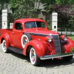 1937 Studebaker Coupe